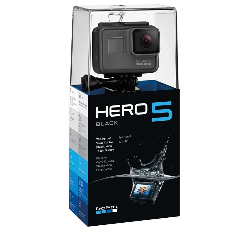 GoPro Hero5 packaging