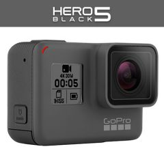 GoPro Hero5 Black, détail de toutes les nouveautés