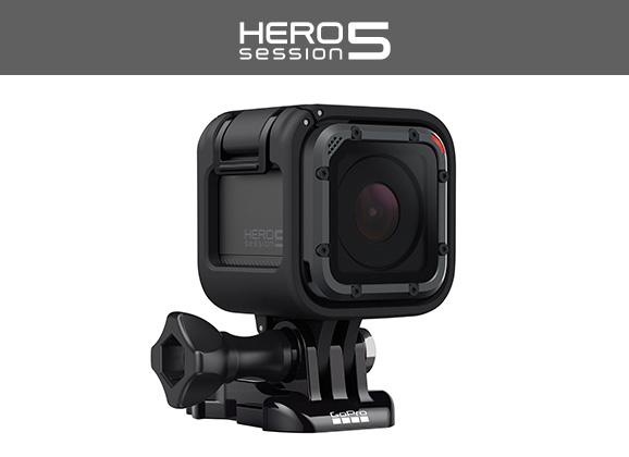 GoPro Hero5 Session, la meilleure en plus petite