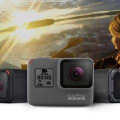 GoPro Hero5 Black VS GoPro Hero5 Session, comparatif des caractéristiques