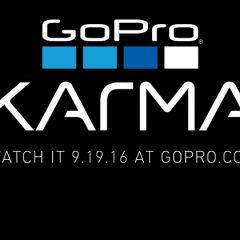 Le drone GoPro Karma sera annoncé le 19 septembre !