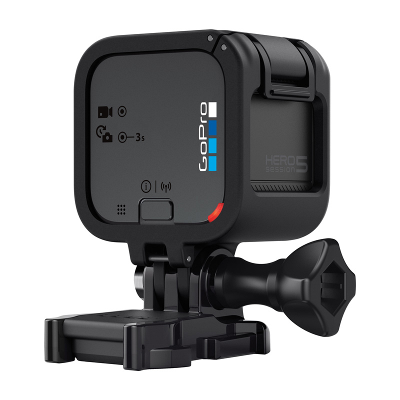 GoPro Hero5 Session arrière