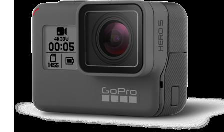 Les nouveautés GoPro Hero5 et Karma annoncées à New-York