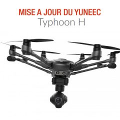 Nouveau firmware Yuneec Typhoon H