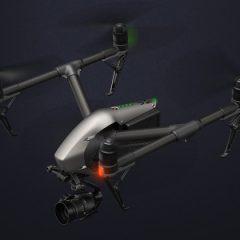 DJI Inspire 2, le drone professionnel par excellence