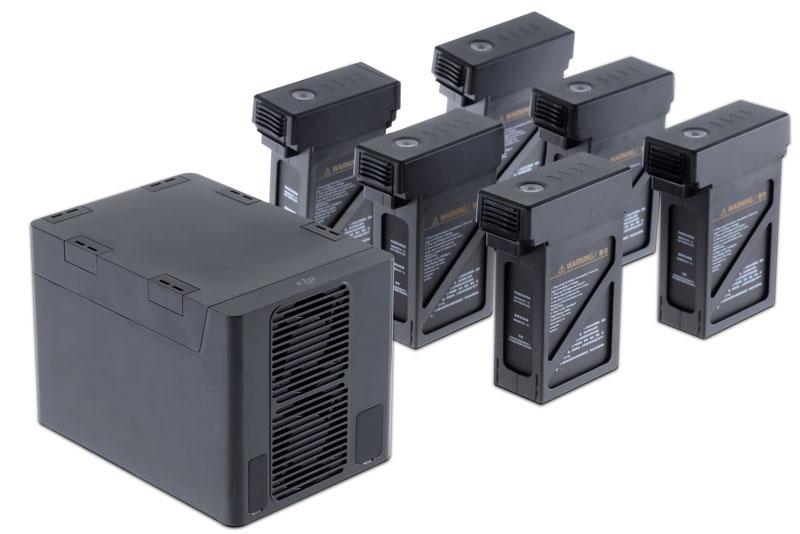 DJI Matrice 600 chargeur et batteries