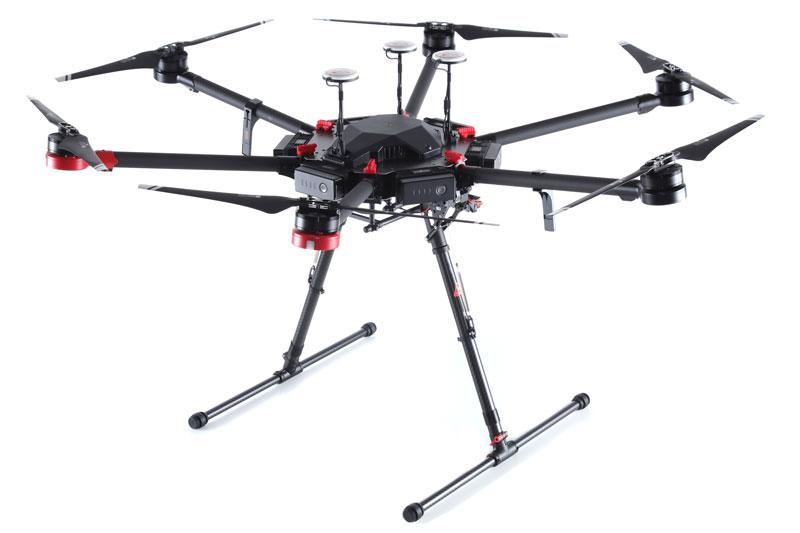 Drone professionnel DJI Matrice 600 Pro