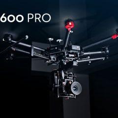 DJI Matrice 600 Pro, une version survitaminée !