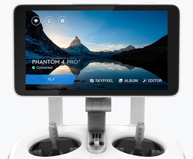 DJI Phantom 4 Pro radiocommande
