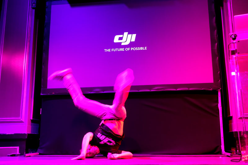 Présentation DJI Phantom 4 Pro et Inspire 2
