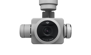 Caméra DJI Phantom 4 Pro