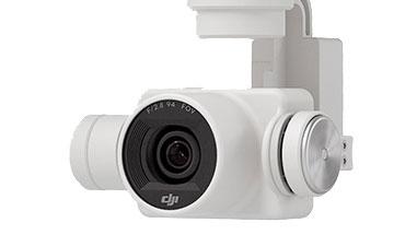 Caméra DJI Phantom 4