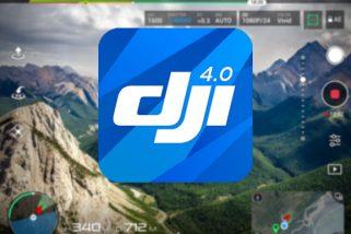 DJI GO 4, la nouvelle application !