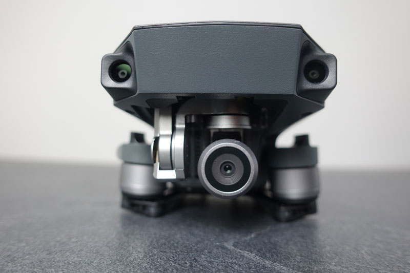 DJI Mavic Pro détecteur d'obstacles