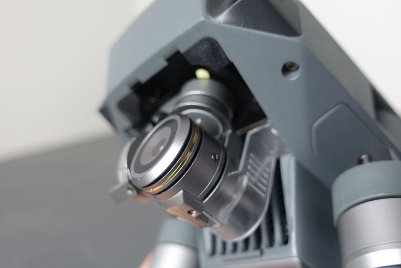 DJI Mavic Pro caméra