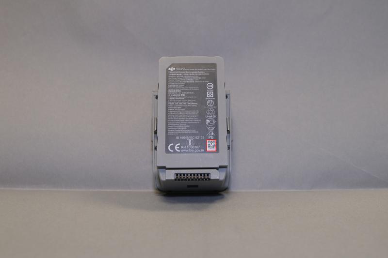 Numéro de série batterie Mavic Air 2