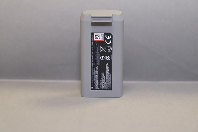 Numéro de série batterie DJI Mini 2