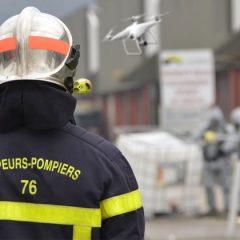 Des drones DJI Phantom 4 aux services des pompiers du SDIS 76 ?