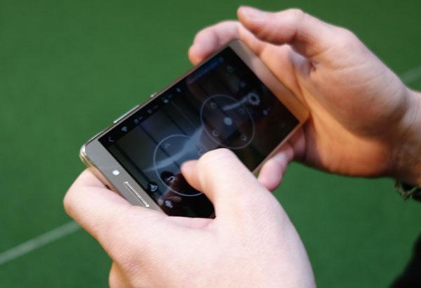 Pilotage du Dobby sur smartphone