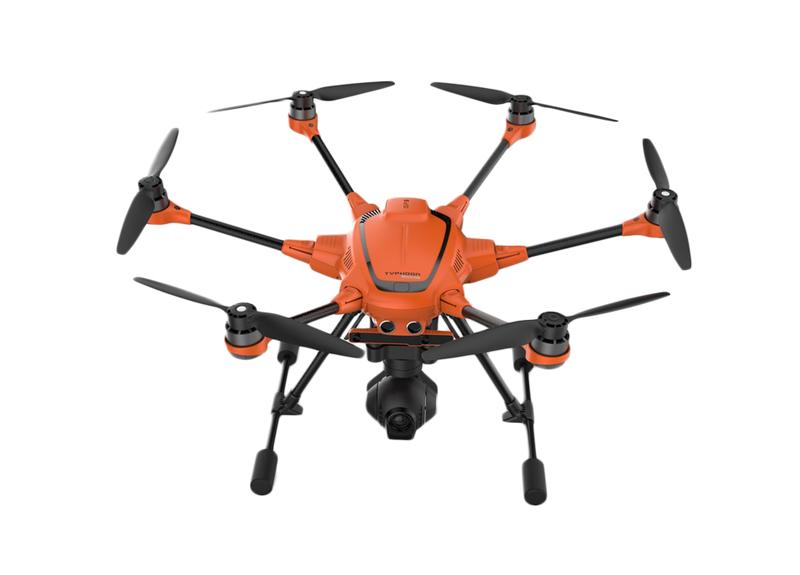 Yuneec H520 et sa caméra CGO-CI