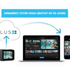 Cloud GoPro PLUS essai gratuit de 30 jours