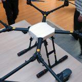 Découvrez en avant première le DJI Agras MG-1S – Drone d'épandage