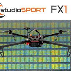 Test du drone FX1 avec l'entreprise normande DEFISOL et la coopérative Cap Seine