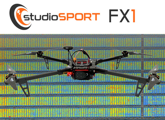 test du drone fx1 avec l 39 entreprise normande defisol et la coop rative cap seine studiosport. Black Bedroom Furniture Sets. Home Design Ideas