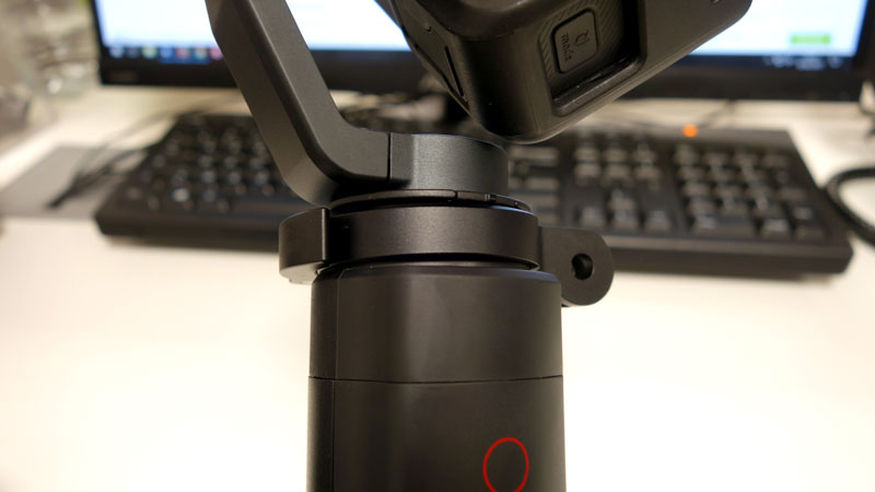 Système de fixation du GoPro Karma Grip