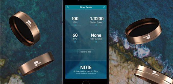 Comment choisir le bon filtre ND à utiliser sur son drone ?