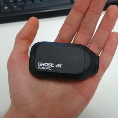 Caméra Drift Ghost 4K : présentation et premiers tests