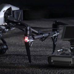 Inspire 2 Raw : le drone DJI s'équipe de la radiocommande Cendence