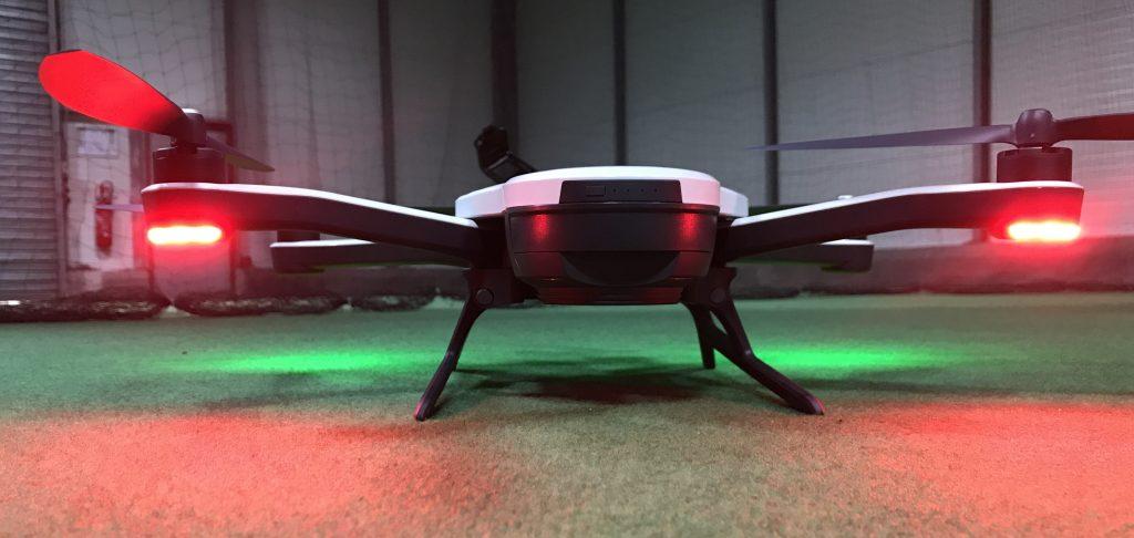 Allumage drone GoPro Karma