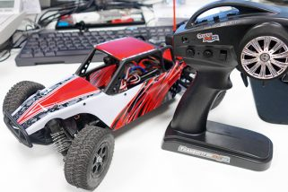 Présentation et test – Eachine RatingKing F14 – Voiture RC en immersion