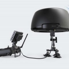 DJI Tracktenna: l'antenne professionnelle intelligente