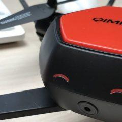 Présentation et test du drone Qimmiq Blimp