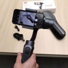 Test du stabilisateur pour smartphone Zhiyun Smooth Q