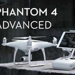 DJI Phantom 4 Advanced, le remplaçant du Phantom 4 ?