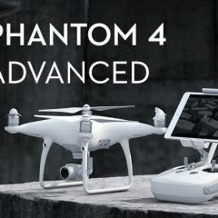 DJI Phantom 4 Advanced, le remplaçant du Phantom 4 ?