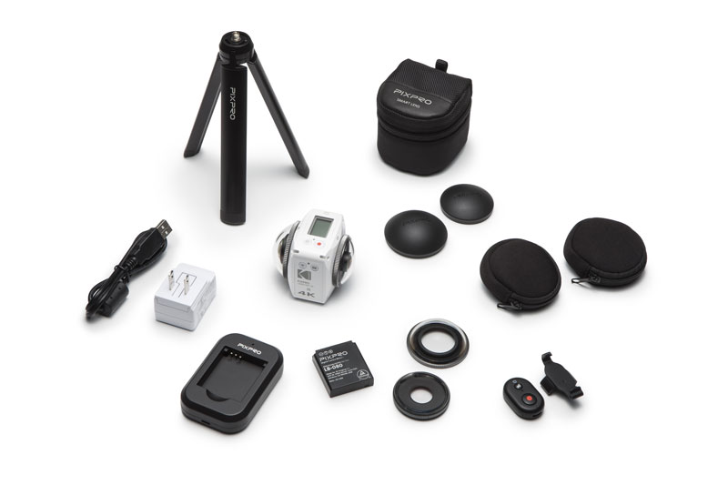 Kodak ORBIT360 Pack Standart