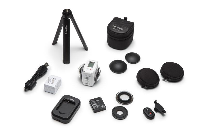 Kodak ORBIT360 Pack Standart