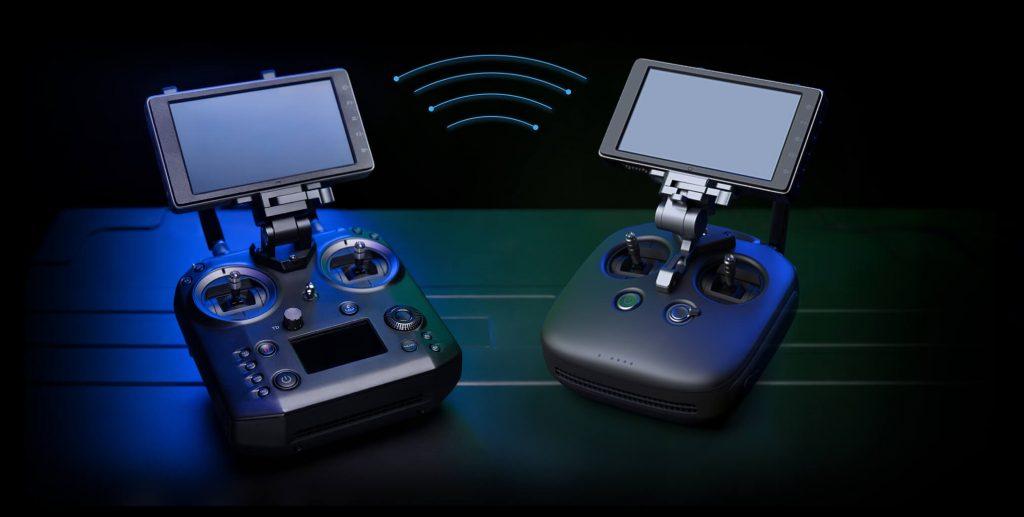 Technologie double commande de la Cendence