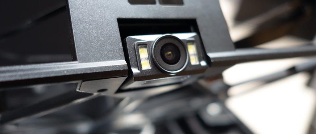 Caméra du Sparrow
