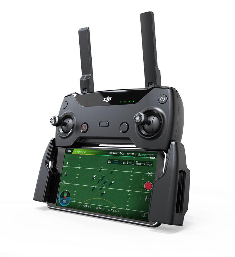 DJI Spark radiocommande