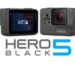 Promotion sur la Hero 5 Black du 1 au 15 juin !