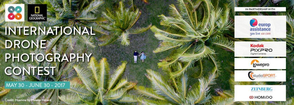 Concours photo Dronestagram