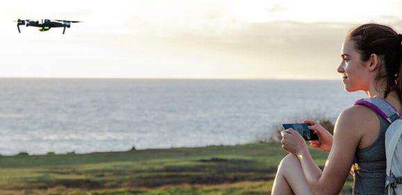 Comment utiliser le DJI Mavic Pro en Wifi avec votre smartphone ?