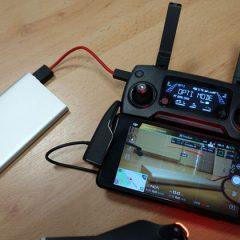 Comment prolonger l'autonomie de la radiocommande du Mavic Pro