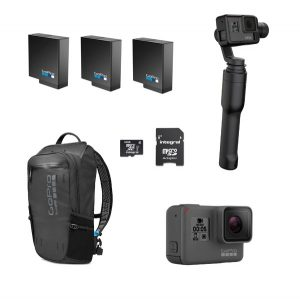 Pack vlogueur GoPro Hero5