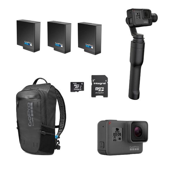 Pack vlogueur GoPro Hero5